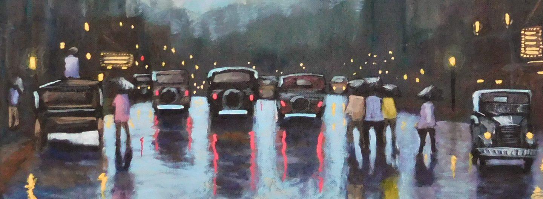 Burge Mountain Artworks by Tim Ellmers